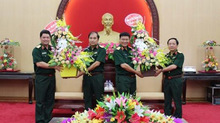 Thiếu tướng Nguyễn Hồng Thái làm Tham mưu trưởng Quân khu 2