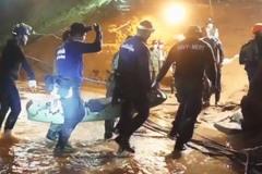 Thái Lan tung video gây tranh cãi về chiến dịch giải cứu đội bóng mắc kẹt