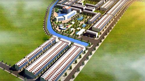 Bàn giao đất nền dự án Thiên Lộc Sông Công