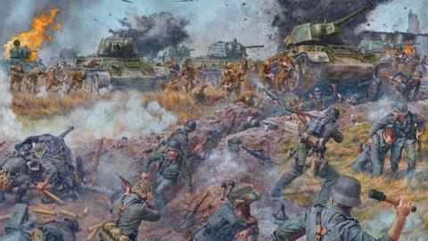 Trận đấu xe tăng đẫm máu nhất lịch sử nhân loại
