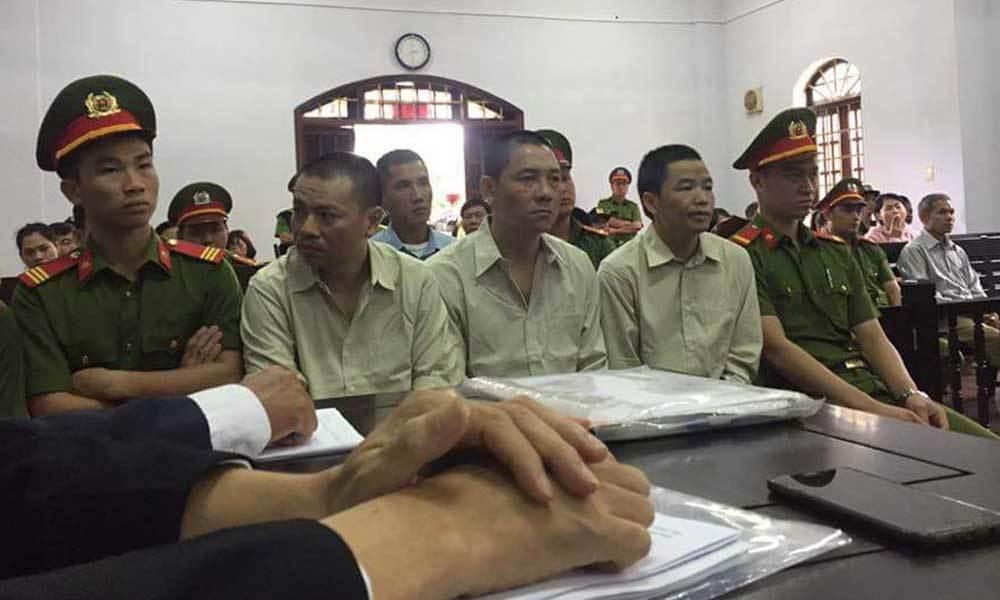 Đặng Văn Hiến,Công ty Long Sơn,tranh chấp đất,nổ súng,chết người