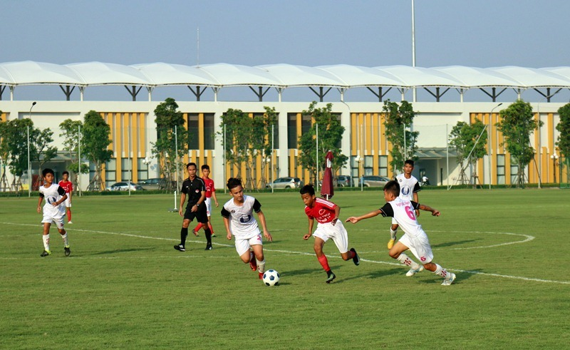 Xác định được 4 đội tham dự vòng bán kết