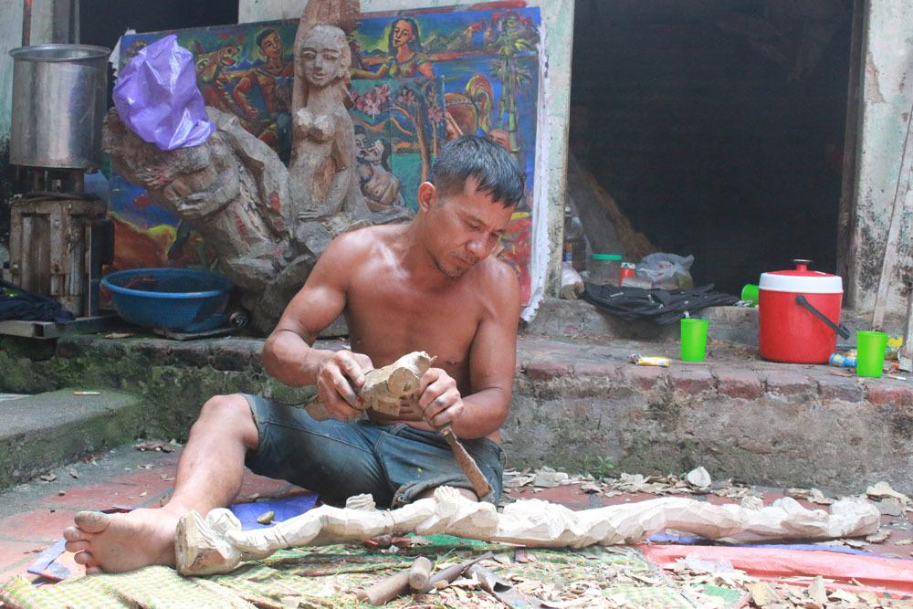 Tình yêu,Nguyễn Như Ý,Điêu khắc,Họa sĩ