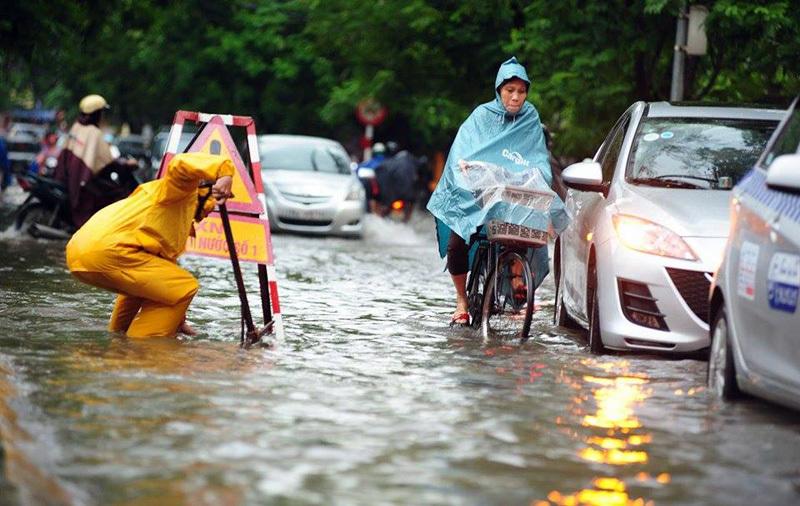 mưa to,dự báo thời tiết,tin thời tiết,thời tiết Hà Nội,thời tiết