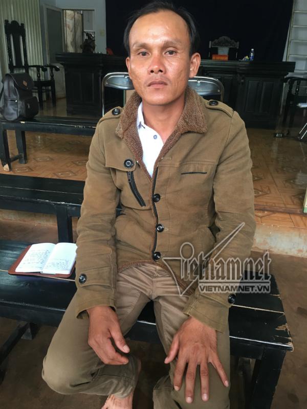 oan sai,xin lỗi công khai,bồi thường,VKS huyện Chư Pưh,Gia Lai