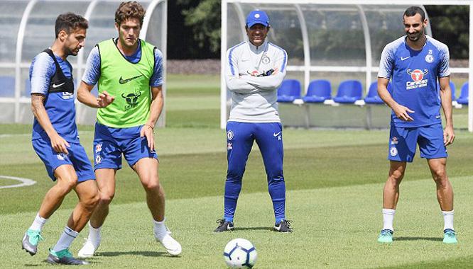 Chelsea,Conte,Sarri