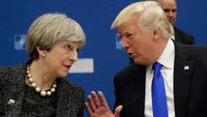 Ông Trump thẳng thừng chỉ trích Thủ tướng Anh