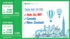 Hội thảo du học Canada, New Zealand