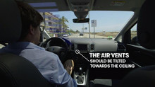 Điều hòa ôtô đang đầu độc người trên xe