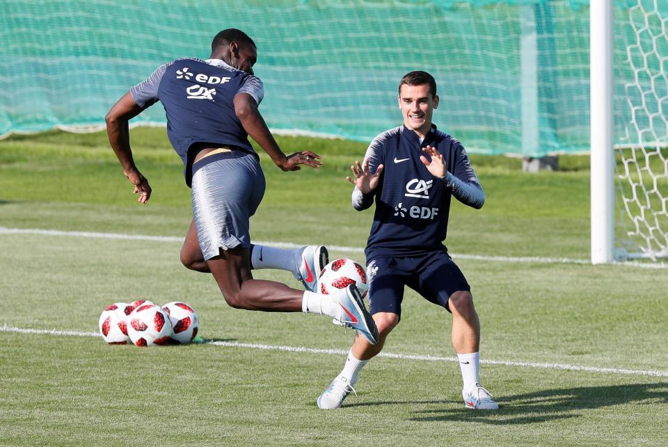 Pogba loại bỏ Pháp ở thế 'cửa trên' so với Croatia