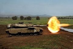 """Sức mạnh """"vua tăng"""" Merkava Mk-4 của quân đội Israel"""