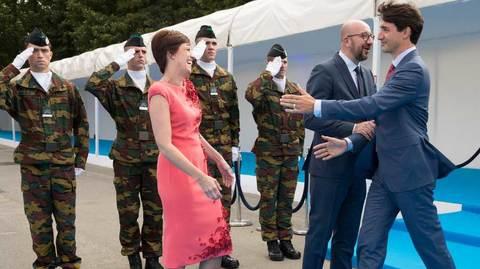 Thủ tướng Bỉ
