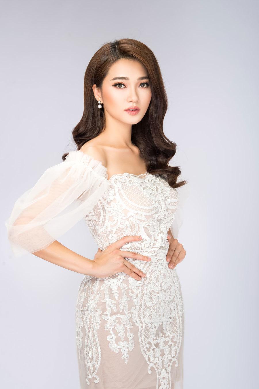 Người đẹp Ngọc Nữ bất ngờ dừng thi Hoa hậu Việt Nam