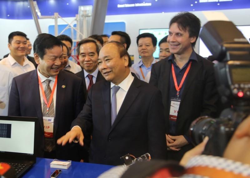 Cách mạng công nghệ 4.0,IoT,Industry 4.0 Summit 2018