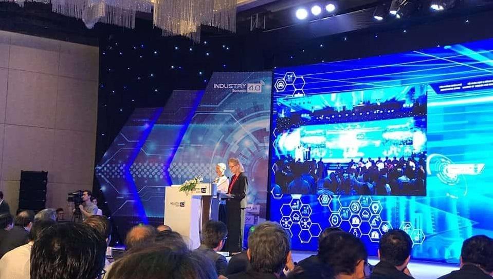 Cách mạng công nghiệp 4.0 sẽ giúp Việt Nam phát triển nhảy vọt