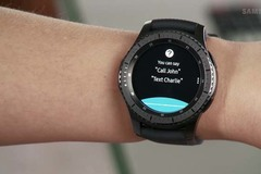Đồng hồ thông minh Galaxy Watch sẽ tăng cường điều khiển bằng giọng nói