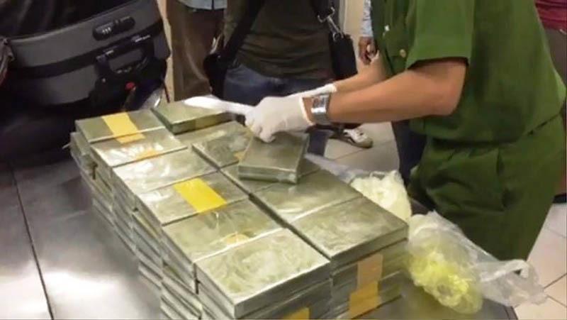 Bộ Công an đánh sập đường dây ma túy lớn nhất Sài Gòn