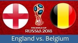 Link xem trực tiếp Anh vs Bỉ, 21h ngày 14/7