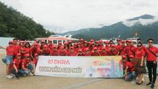 DKRA Vietnam 'xuất ngoại' Đài Loan 180 chiến binh sales