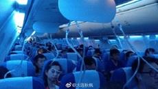 Máy bay TQ giảm độ cao đột ngột do phi công hút thuốc