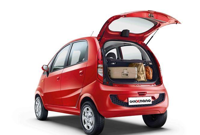 Ô tô rẻ nhất thế giới Tata Nano ngừng sản xuất