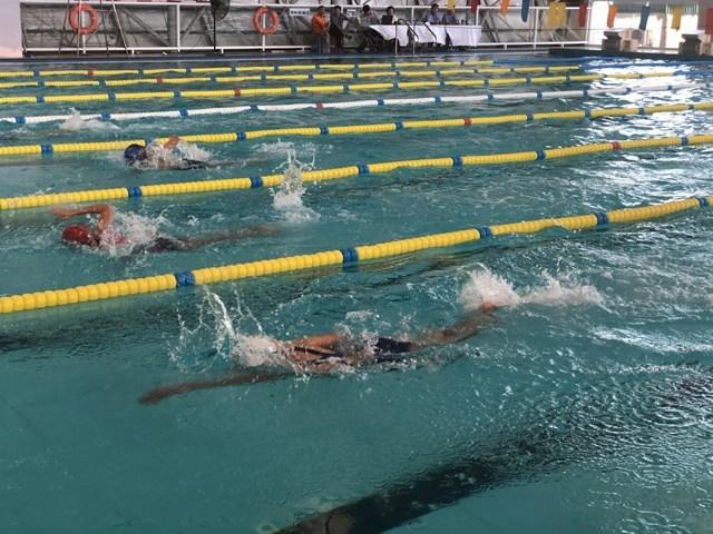 Thể thao học đường,Kỹ năng sống,Tầm vóc người Việt,Học bơi mùa hè