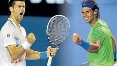Link xem trực tiếp bán kết Wimbledon 2018: Nadal 1-2 Djokovic
