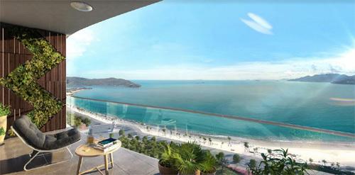 Dự án giải 'cơn khát' khách sạn hạng sang ở Quy Nhơn