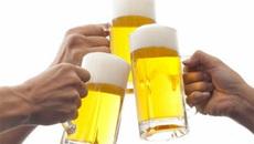 Người Nhật 'xử lý' rối loạn tiêu hóa khi uống rượu bia