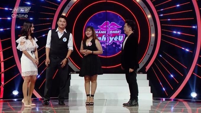 Nữ MC tham gia chương trình hẹn hò bất ngờ gặp người cũ