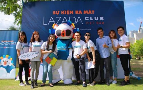 Khởi động Câu lạc bộ bán hàng Lazada