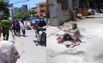 Người đàn ông tự thiêu trước trụ sở Ban Tiếp công dân TƯ đã tử vong