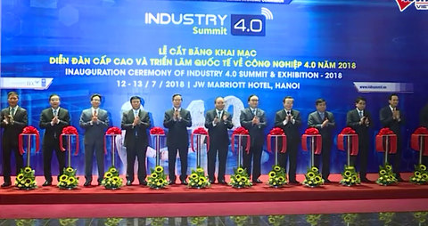 Thủ tướng: Khẩn trương, tốc độ cao.. lên tàu cách mạng công nghiệp 4.0