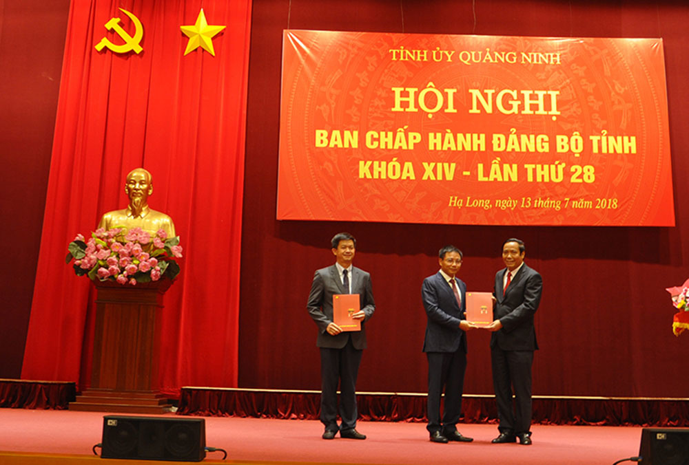 Chủ tịch VietinBank được bầu làm Phó Chủ tịch tỉnh Quảng Ninh
