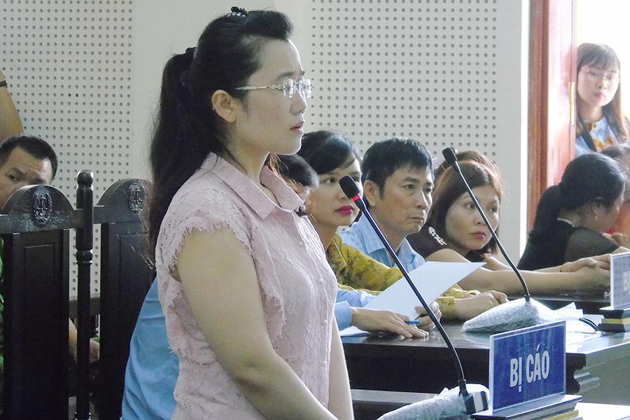 Bóng hồng Eximbank ở Nghệ An lãnh án chung thân