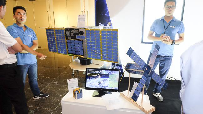Lộ diện vệ tinh Made in Việt Nam sẽ được phóng lên vũ trụ cuối năm nay