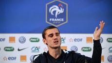Griezmann thích Pháp thắng