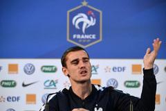 """Griezmann thích Pháp thắng """"xấu xí"""", miễn là vô địch"""