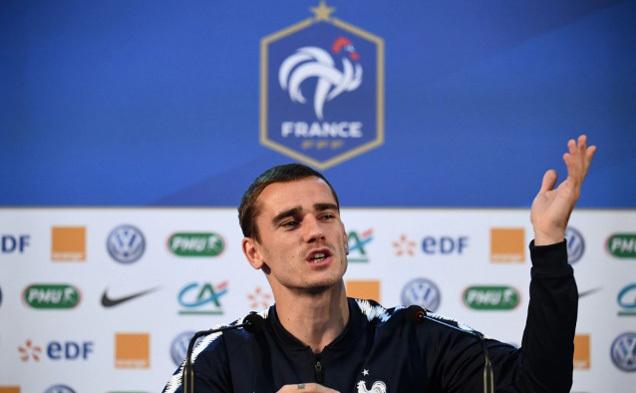 Griezmann thích Pháp thắng 'xấu xí', miễn là vô địch