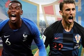 Chung kết World Cup 2018, Pháp vs Croatia: Điều điên rồ cuối cùng...