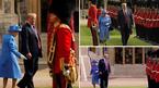 Nữ hoàng Anh 'bất lực' nhìn ông Trump phạm quy tắc Hoàng gia