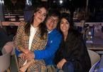 Thành Long thân mật phản cảm với con gái nuôi là mỹ nhân Argentina