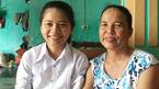 Bố mất, mẹ ung thư, nữ sinh Thanh Hóa đạt 27 điểm thi THPT quốc gia