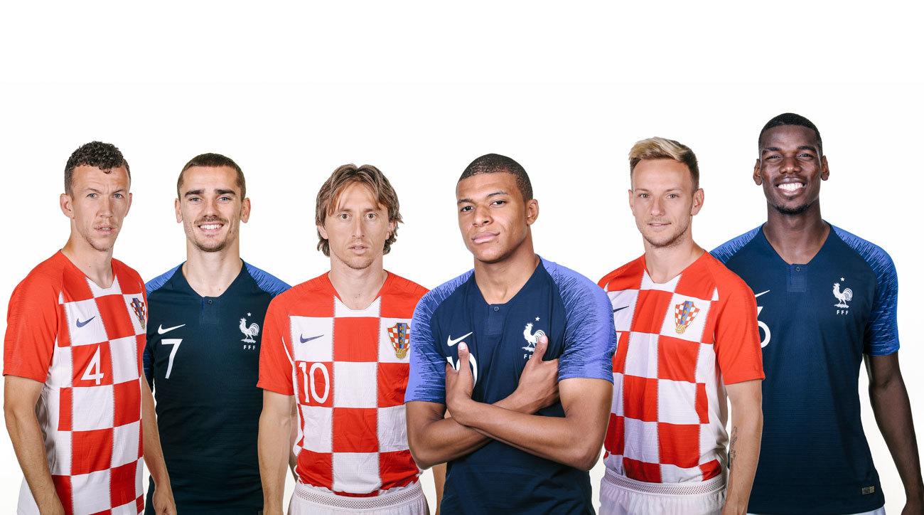 Kèo chung kết Pháp vs Croatia: Tất tay cửa trên