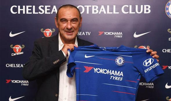 Chelsea,Maurizio Sarri,Conte