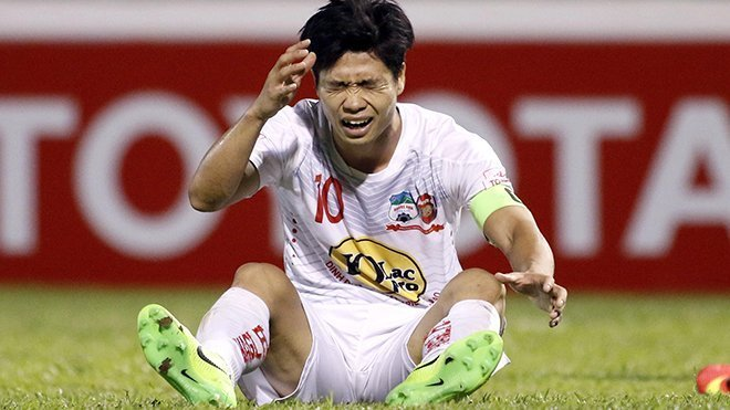 Cong Phuong returns to HAGL or in Ho Chi Minh City FC: Call the bride's name Vien Minh
