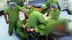 Xôn xao cảnh bác sĩ vừa phẫu thuật, vừa được tiêm giảm đau