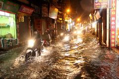 Thời tiết 5 ngày tới: HN mưa to, ngập lụt, nguy cơ bão vào Bắc Bộ
