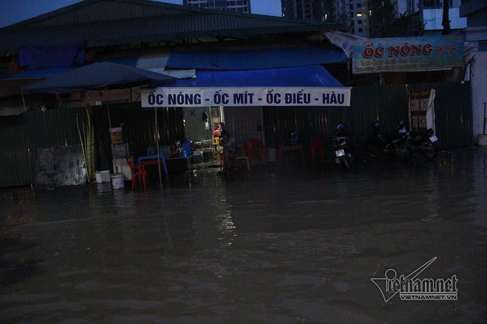 mưa ngập,ngập,Hà Nội