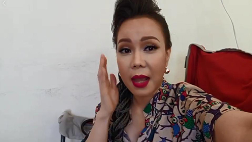 Huỳnh Anh thừa nhận là nhận vật bị Việt Hương tố đi trễ